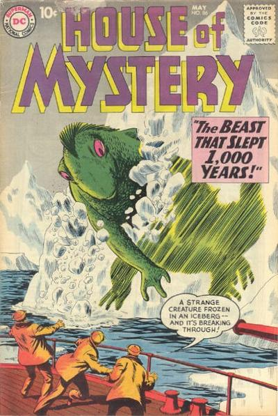House of Mystery Vol 1 86