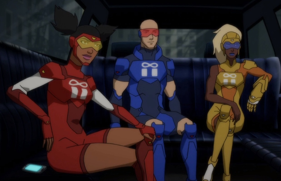 Infinity, Inc. (Earth-16)