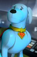 Krypto Lego DC Heroes 0001