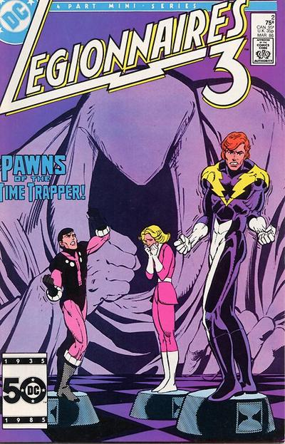 Legionnaires 3 Vol 1 2