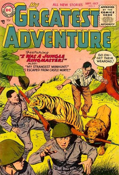 My Greatest Adventure Vol 1 5
