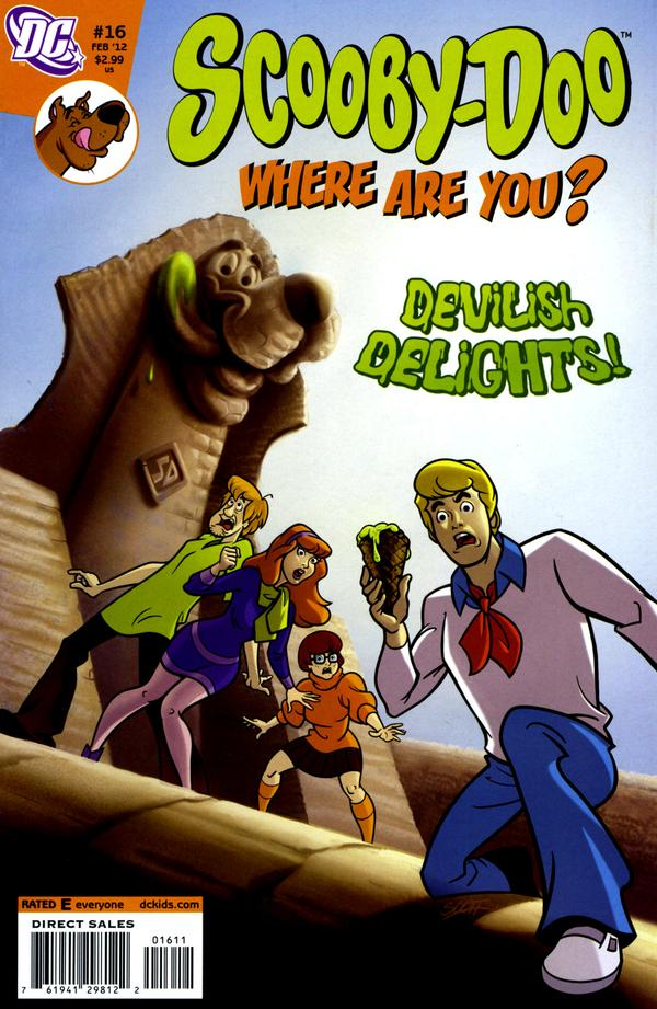 Scooby-Doo, Where Are You? Vol 1 16