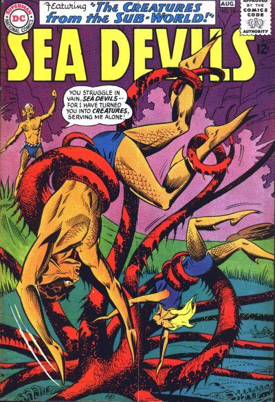 Sea Devils Vol 1 18