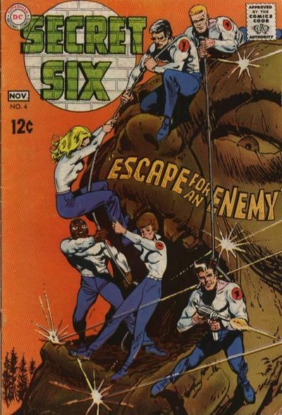 Secret Six Vol 1 4
