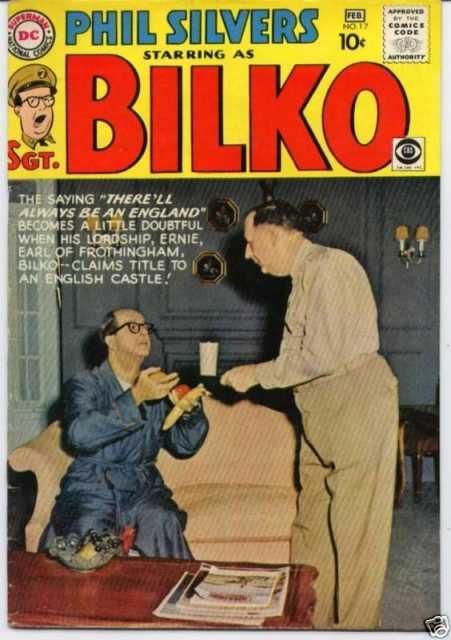 Sergeant Bilko Vol 1 17