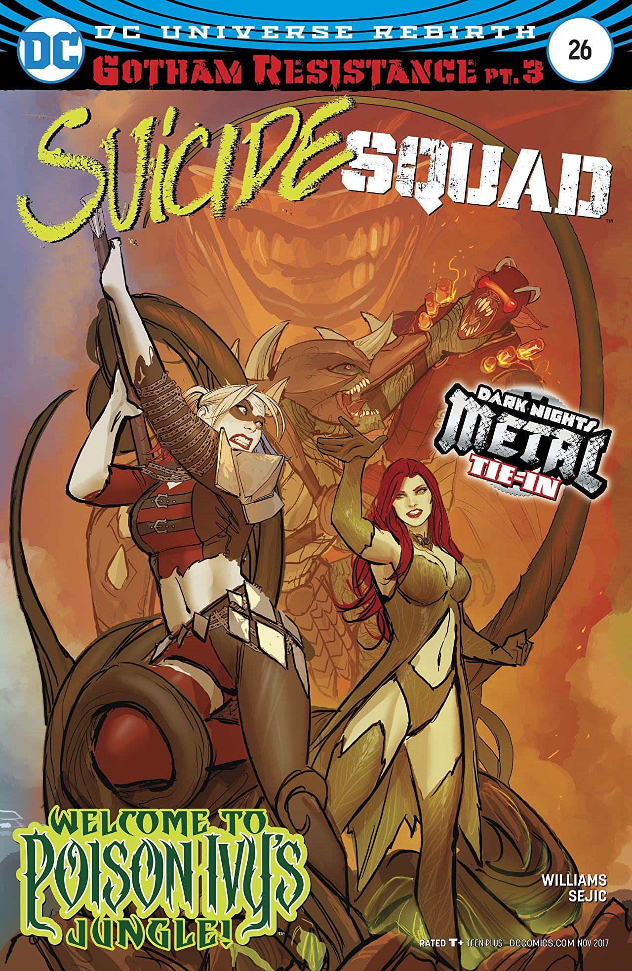 Suicide Squad Vol 5 26