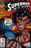 Superman Man of Steel Vol 1 46