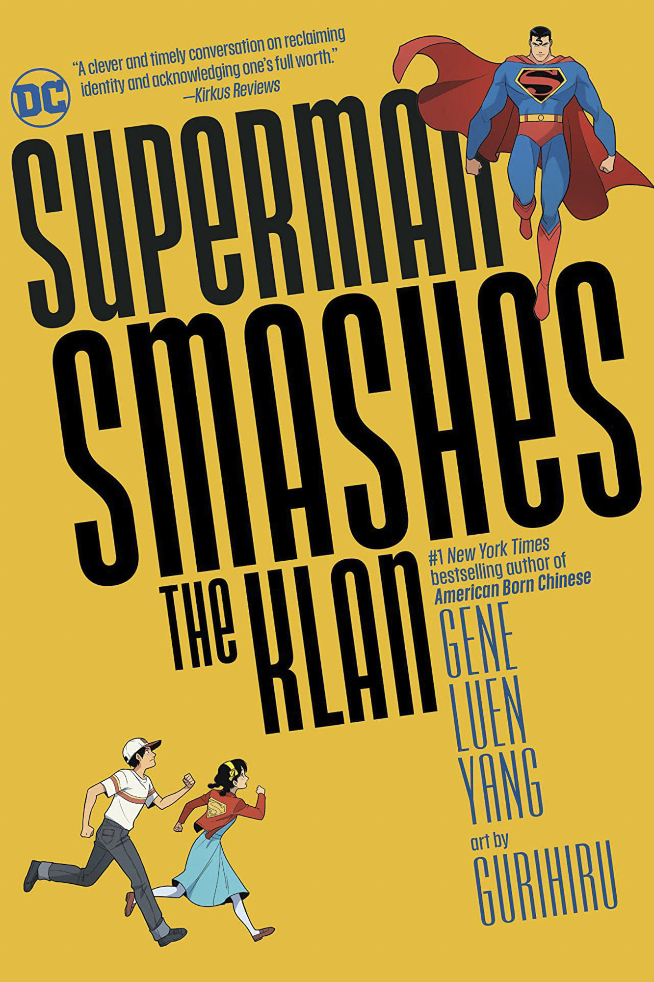Superman Smashes the Klan (Collected)