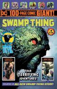 Swamp Thing Giant Vol 1 4