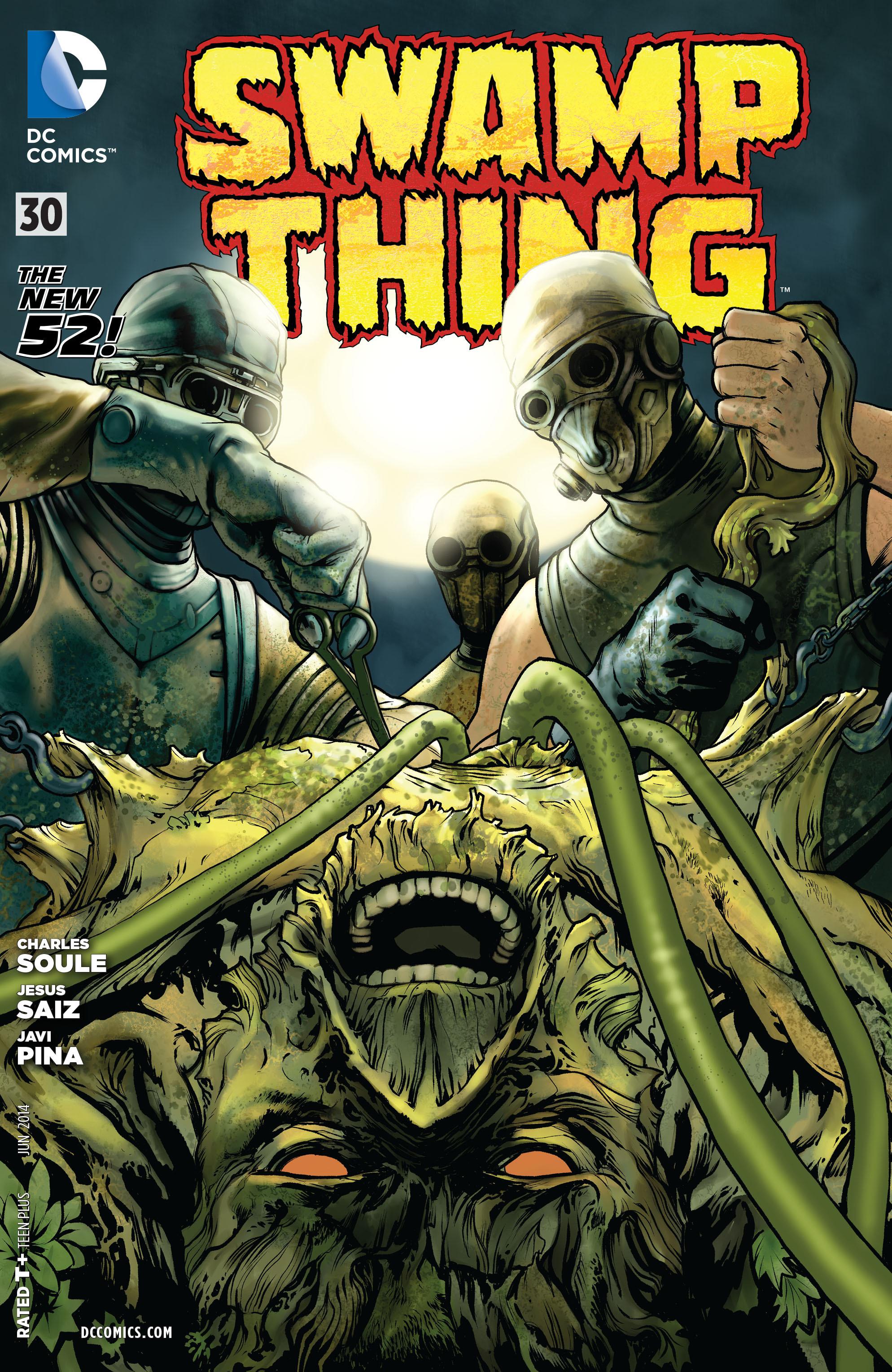 Swamp Thing Vol 5 30