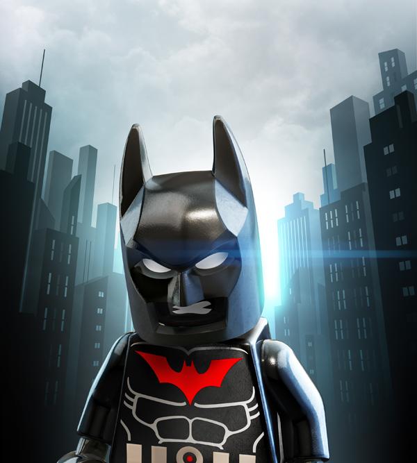 Terrence McGinnis (Lego Batman)