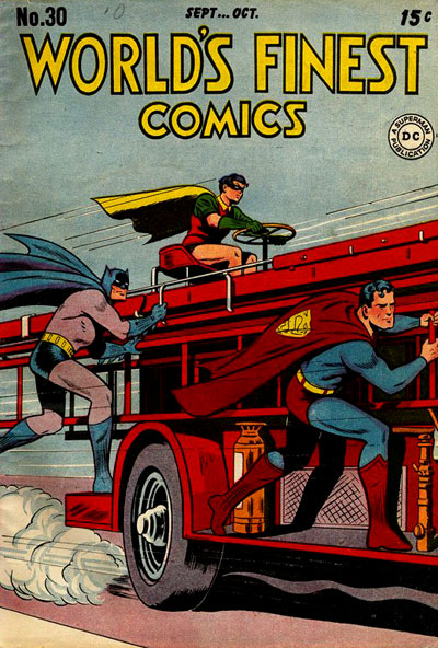 World's Finest Vol 1 30