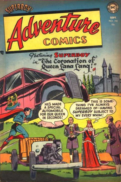 Adventure Comics Vol 1 192