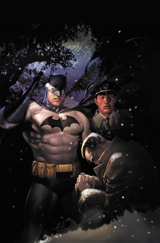 Batman: Legends of the Dark Knight Vol 1 202