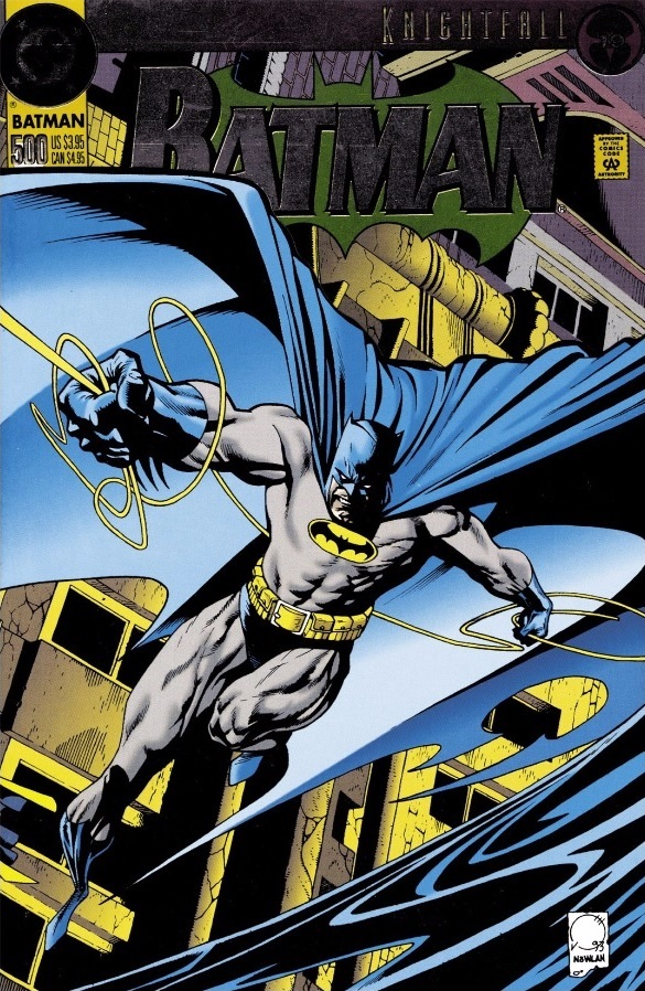 Batman Vol 1 500