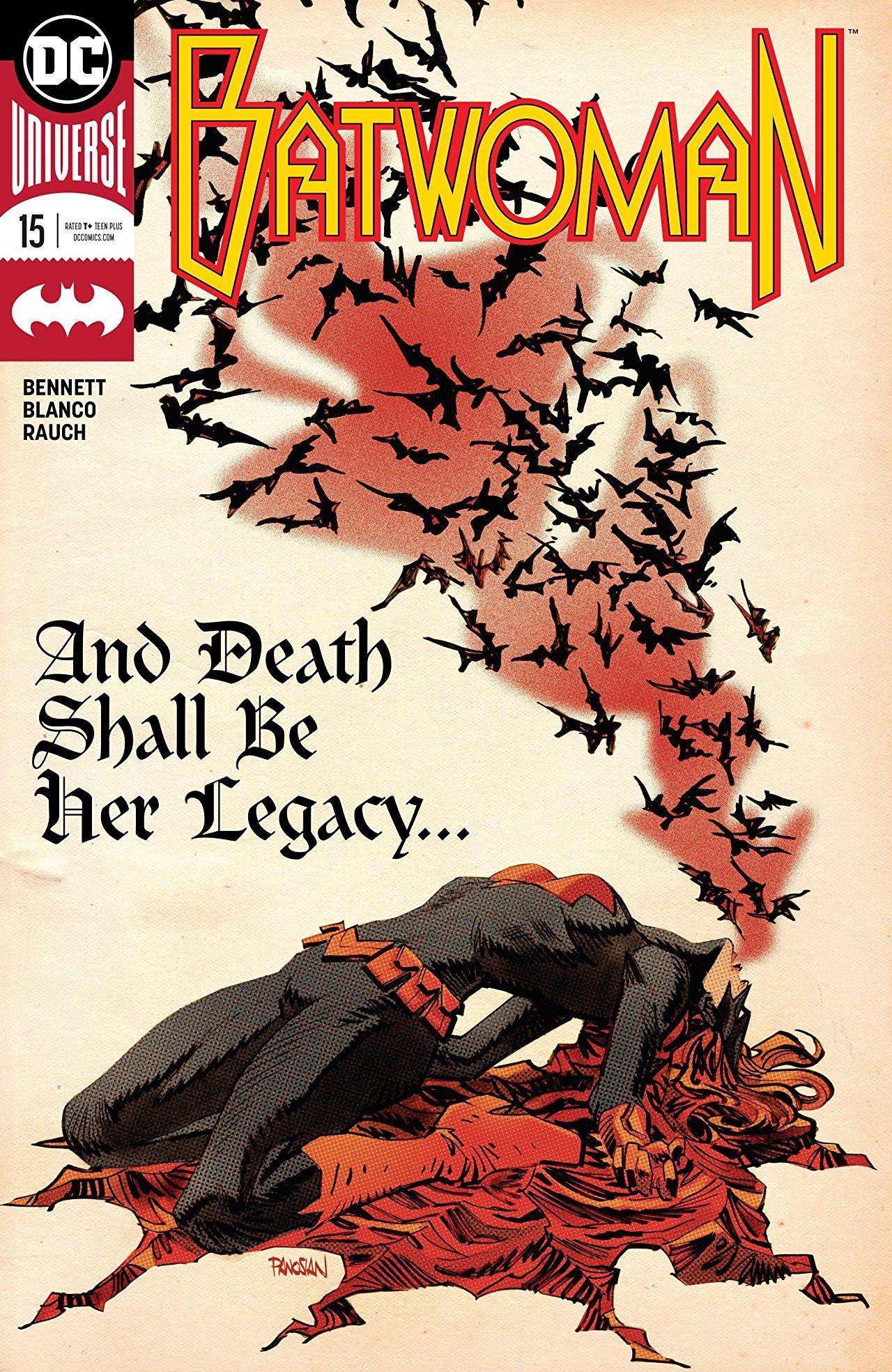 Batwoman Vol 3 15