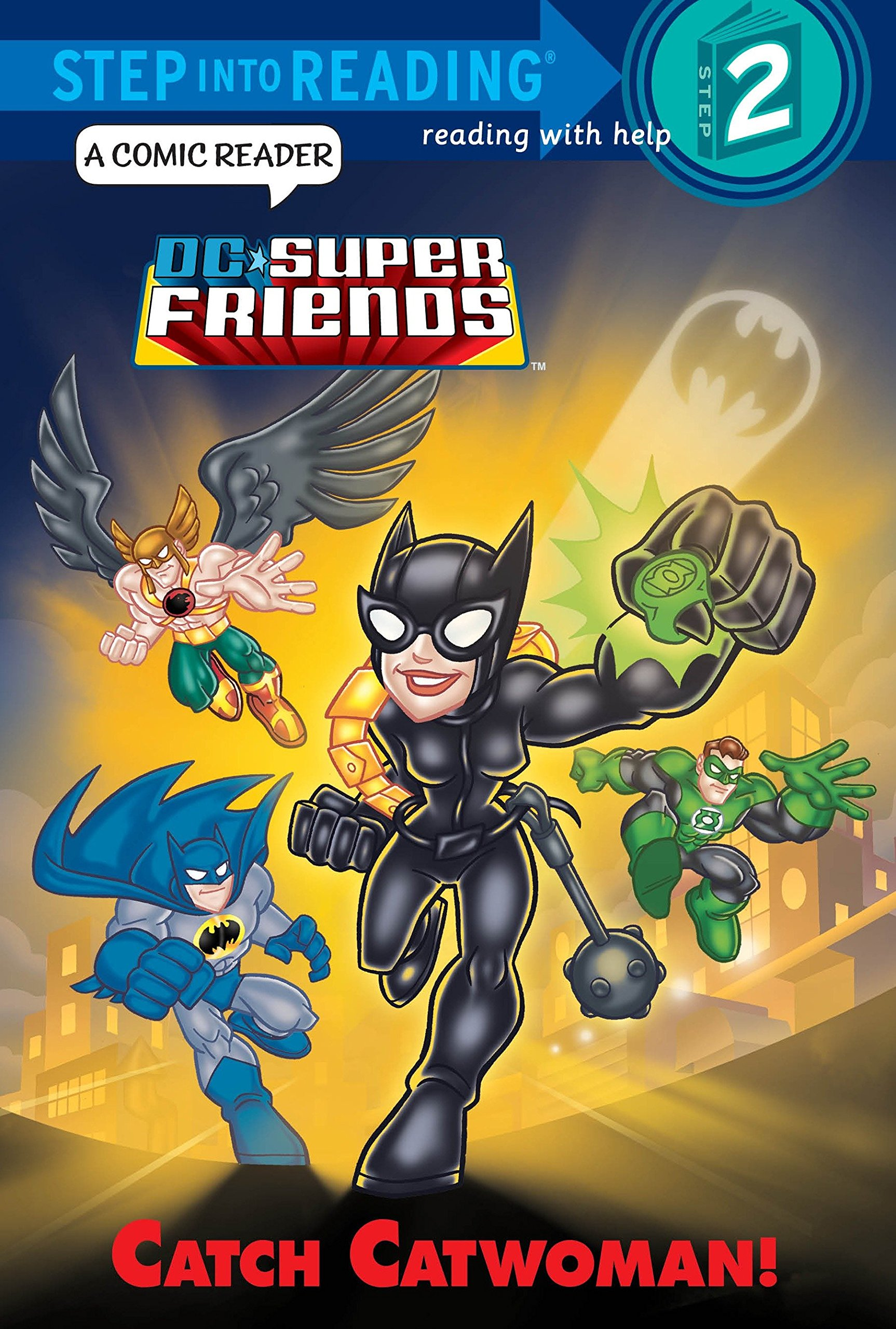 DC Super-Friends: Catch Catwoman!