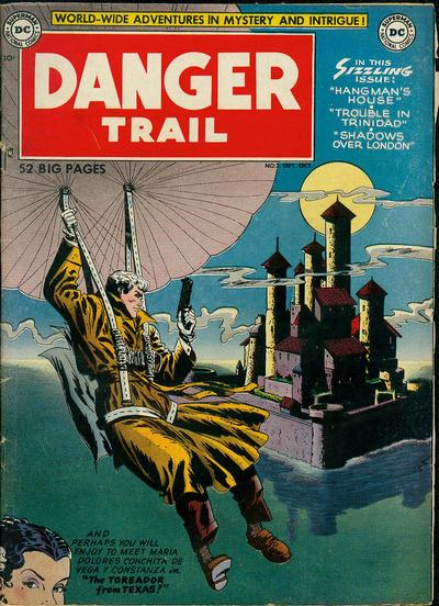 Danger Trail Vol 1 2