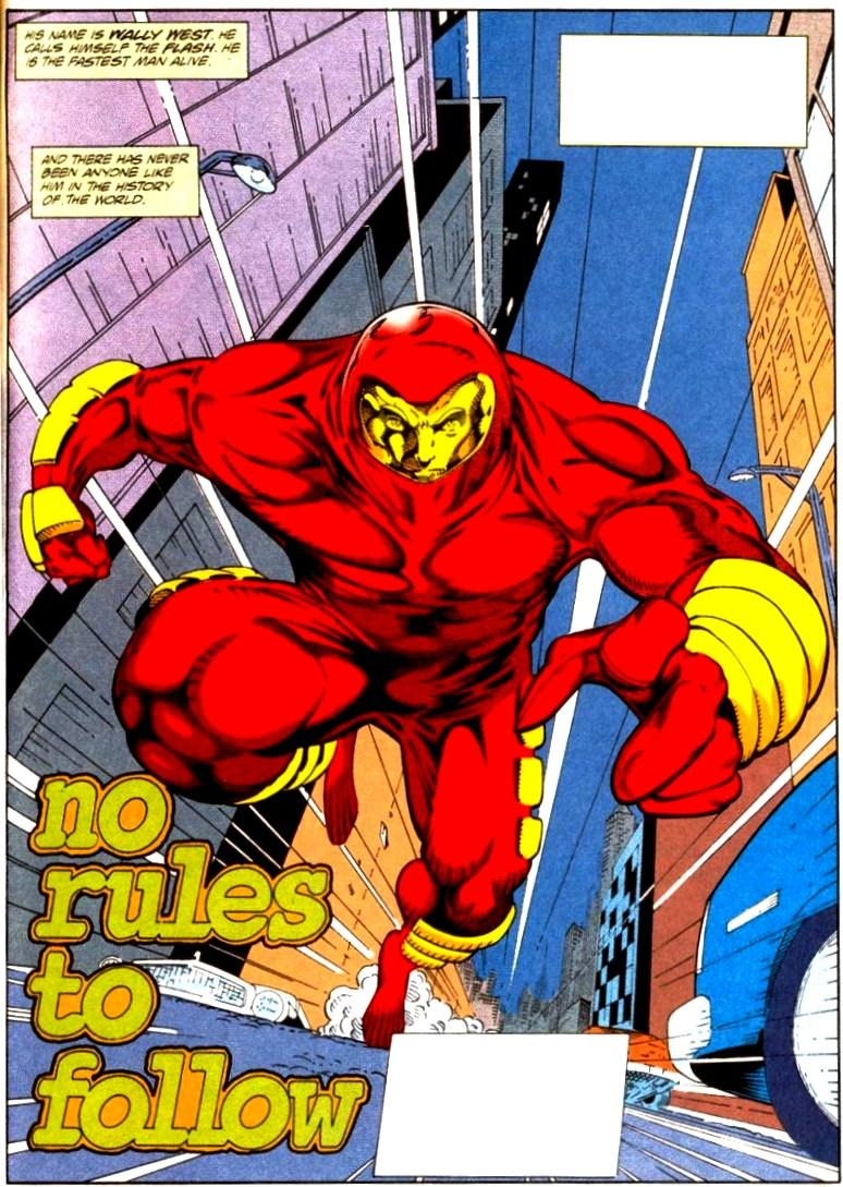 Wally West (No Rules to Follow)