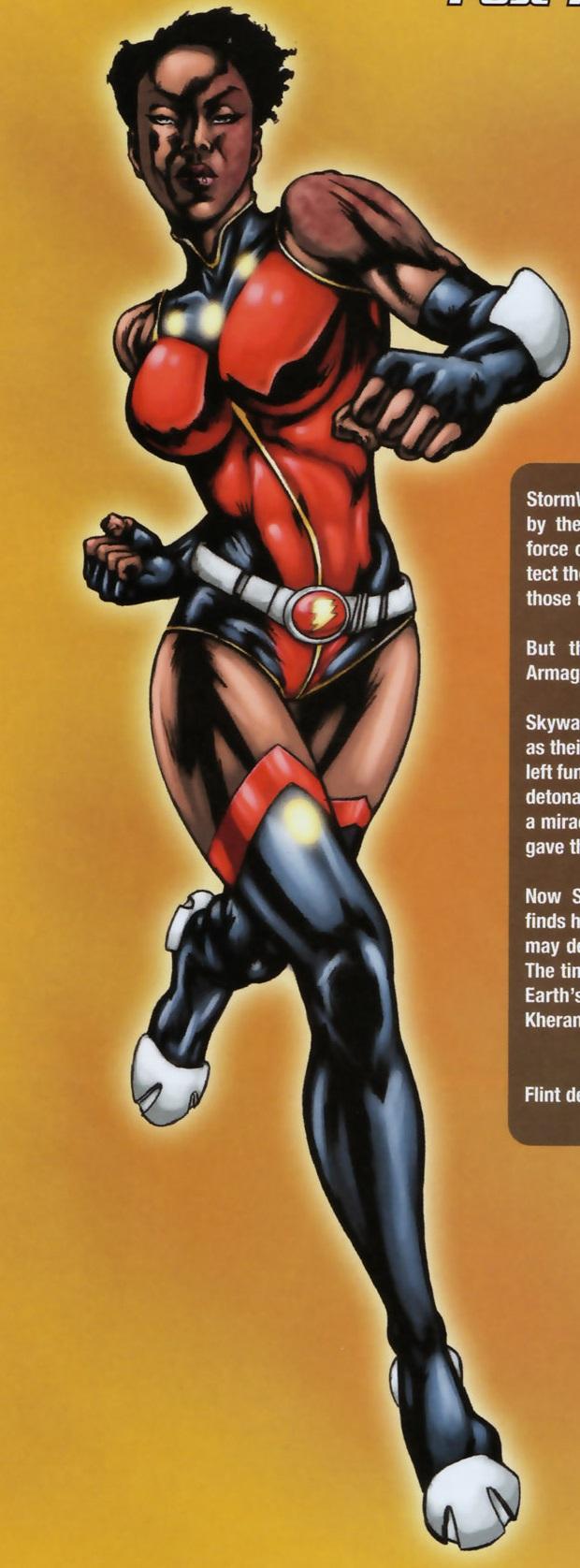 Victoria Ngengi (Wildstorm Universe)