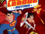 Justice League Action (TV Series) Episode: Galaxy Jest