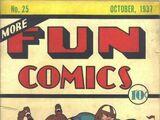 More Fun Comics Vol 1 25