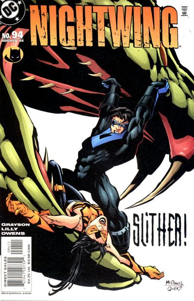 Nightwing Vol 2 94