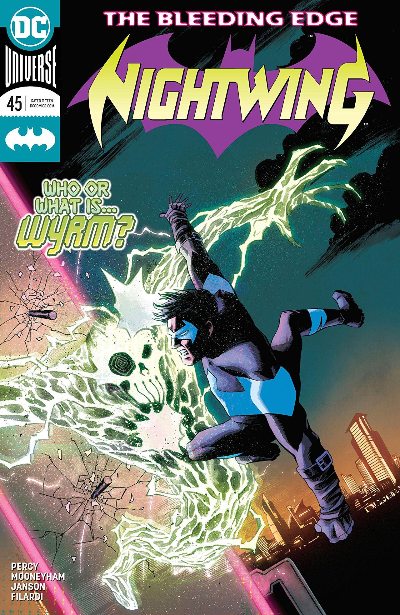 Nightwing Vol 4 45