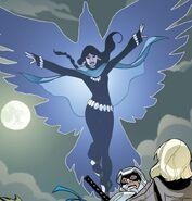 Raven (Earth-1) 001