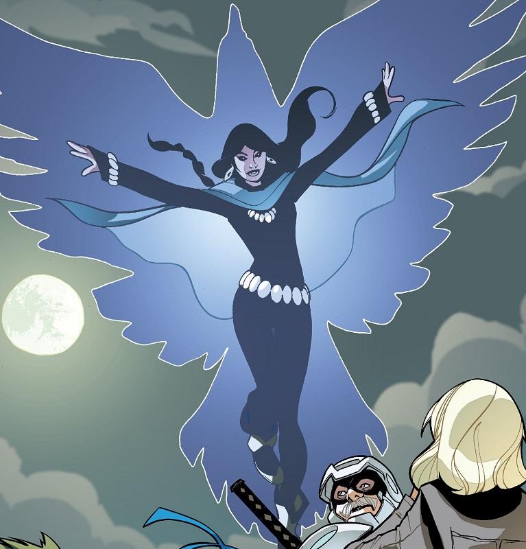 Raven (Earth-1)