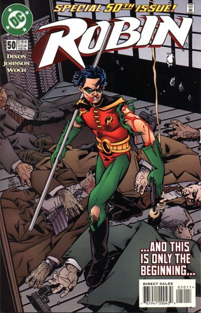 Robin Vol 2 50