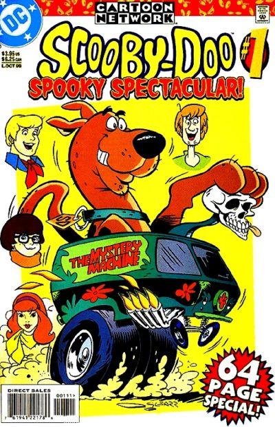 Scooby-Doo! Spooky Spectacular Vol 1 1
