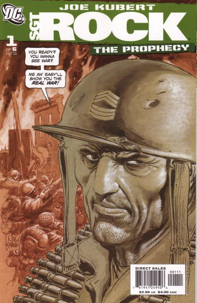Sgt. Rock: The Prophecy Vol 1