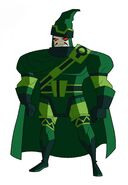 Steppenwolf Justice League Action 001