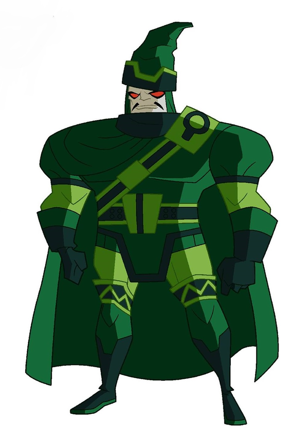 Steppenwolf (Justice League Action)