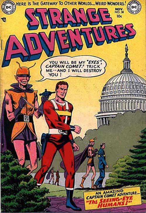 Strange Adventures Vol 1 38
