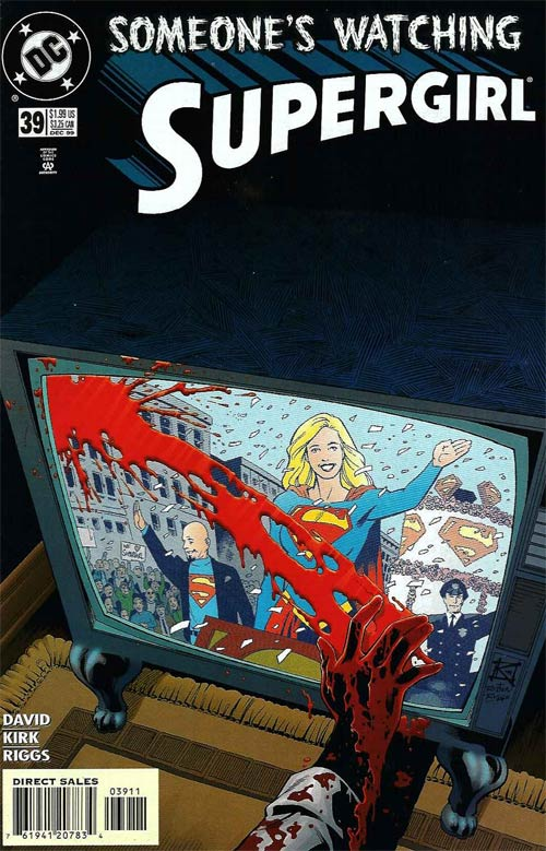 Supergirl Vol 4 39
