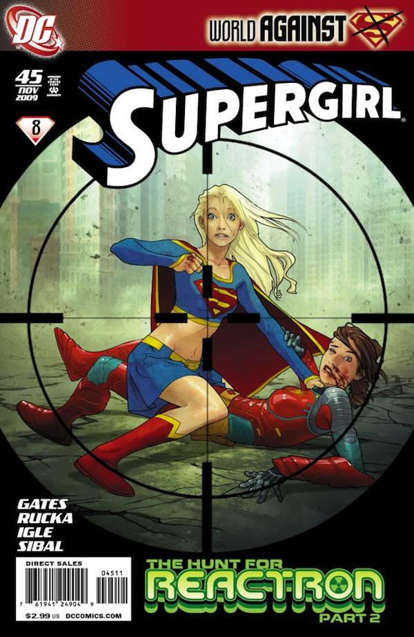 Supergirl: The Hunt for Reactron