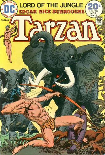 Tarzan Vol 1 229