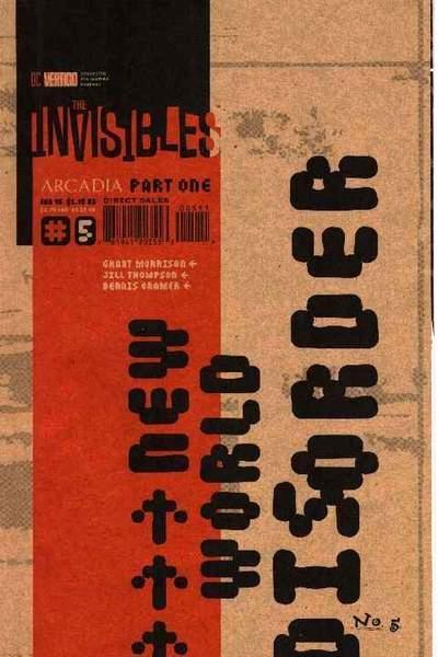 The Invisibles Vol 1 5