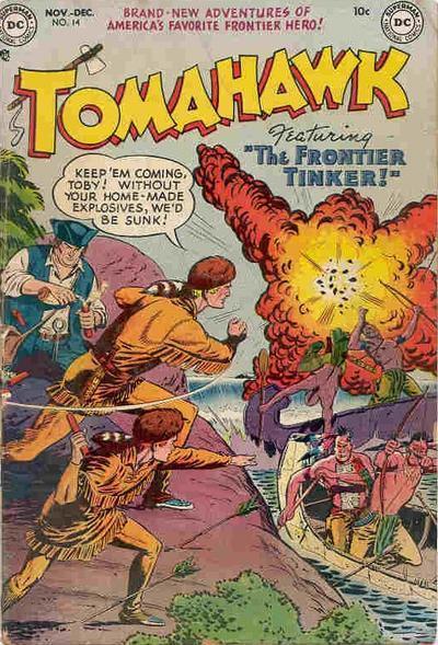 Tomahawk Vol 1 14