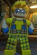 Trickster Lego Batman 001
