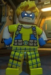 Axel Walker (Lego Batman)