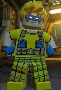 Axel Walker (Lego Batman)