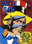 Uncle Sam Quarterly Vol 1 6