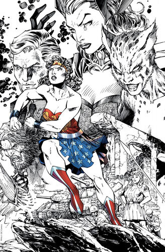 Torpedo Comics D