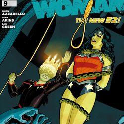 Wonder Woman Vol 4 9