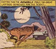 Ace the Bat-Hound Earth-One 001