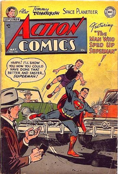 Action Comics Vol 1 192