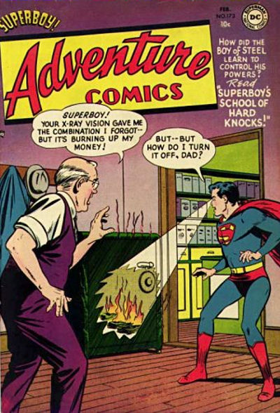 Adventure Comics Vol 1 173